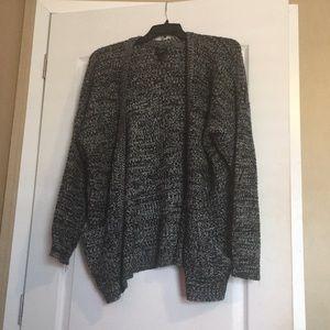 Marled Grandpa Sweater